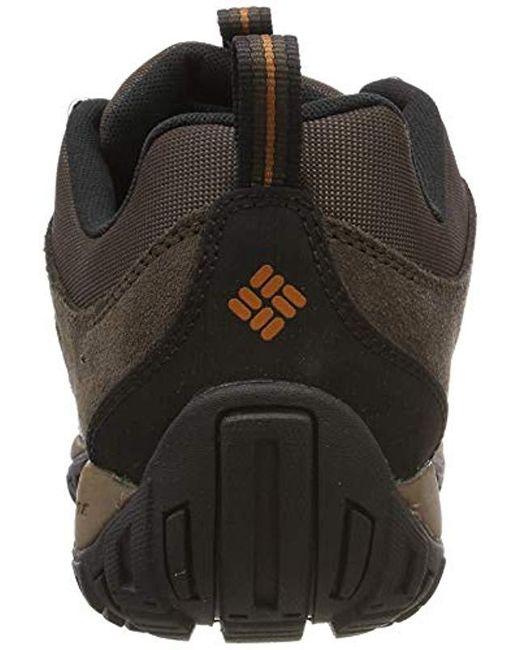 48cd1b294 Men's Peakfreak Venture Lt Low Rise Multisport Outdoor Shoes, Brown  (cordovan, Bright Copper 231), 7.5 Uk