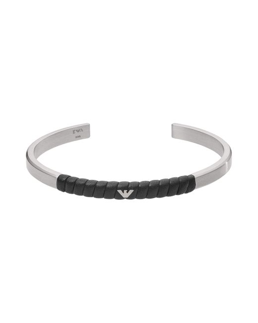 Homme Bracelets Emporio Armani en coloris Metallic