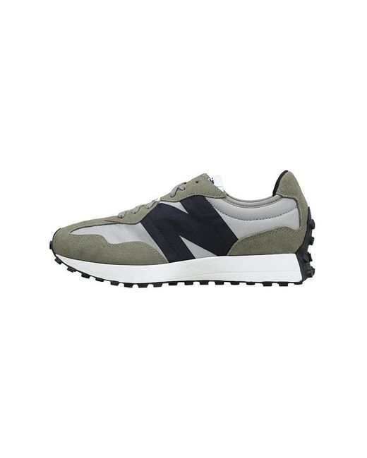 Chaussure MS 327 IB Couleur Dark Green Grey Taille 42 New Balance ...