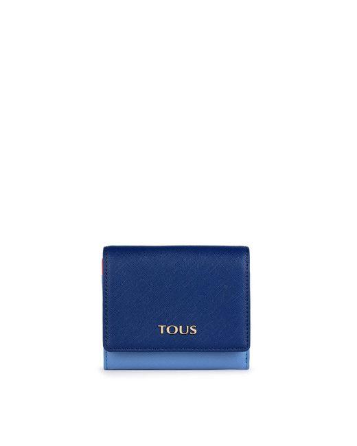 Portefeuille S.Solapa Essence Marino-Bleu 895960026 Tous en coloris Blue