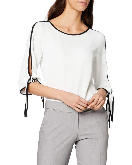 010eo1f320 Blusa Esprit de color White