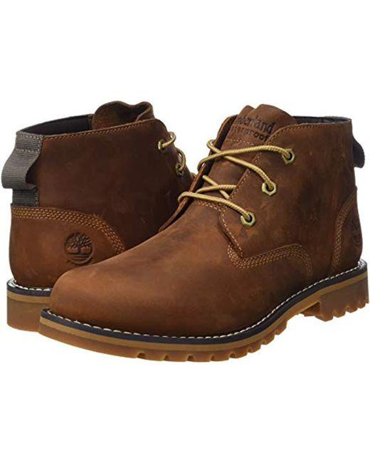 3178cb712e9 Men's Brown Larchmont Ftm_larchmont Wp Chukka, Chukka Boots