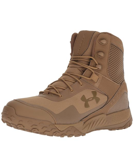 Under Armour Mens Valsetz Walking Boots Blue Sports Outdoors Breathable