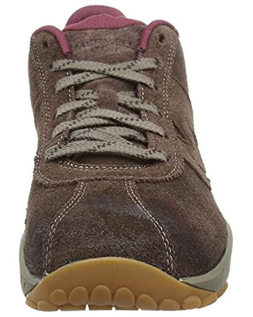 Merrell Sprint Lace Suede Ac+ Trainers in Brown for Men