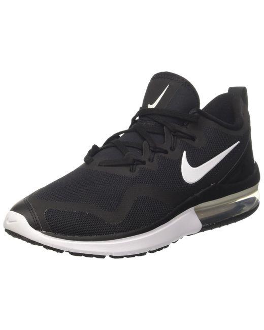WMNS Air Max Fury Nike en coloris Black
