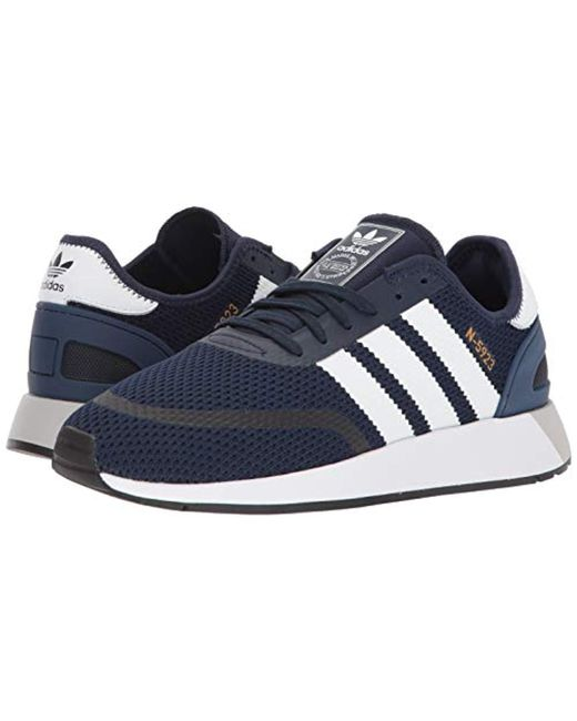best service 95a09 7657f ... Adidas Originals - Blue Adidas N-5923 Sneaker for Men - Lyst ...