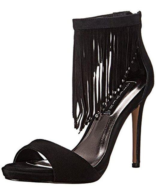Steven by Steve Madden - Black Rahrah Dress Sandal - Lyst