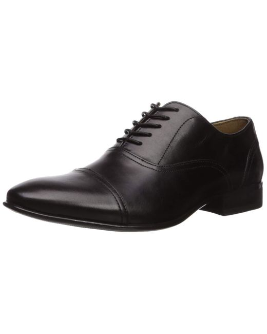 ALDO Leather Nalessi Oxford Dress Shoes Uniform in Black for Men - Save 66%  - Lyst
