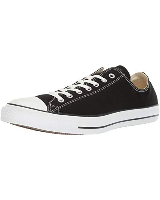 Converse White S Chuck Taylor All Star Ox Canvas Trainers