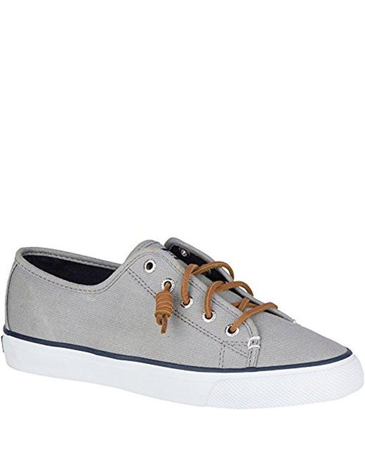 Sperry Top-Sider - Gray Seacoast Core Fashion Sneaker - Lyst