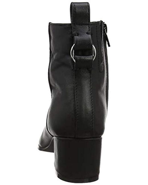 d69127c9f1d Clover Ankleboot In Boots  s Lyst Ankle Steve Madden Black qSZpEtpw