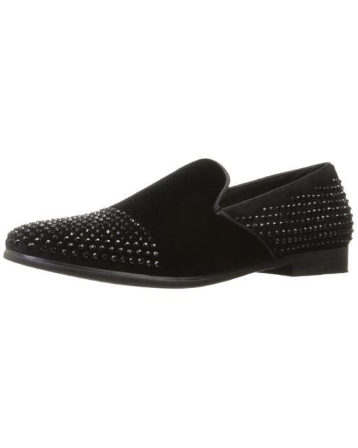Steve Madden Black Clarity Slip-on Loafer for men