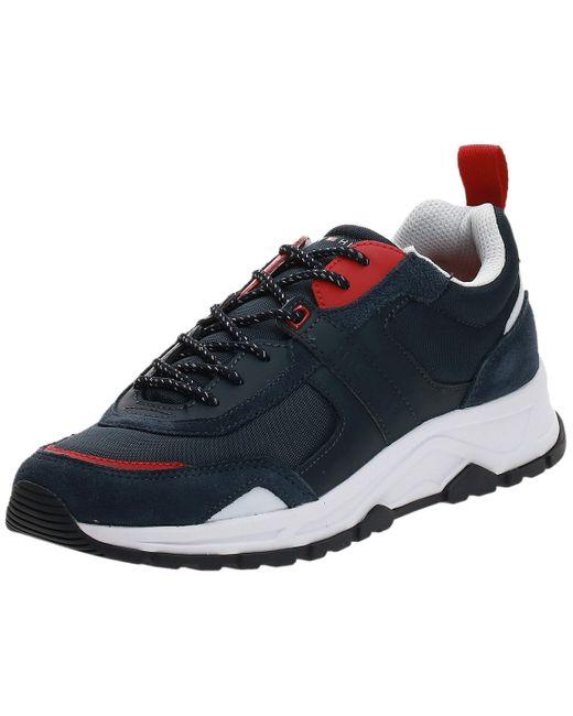 Fashion Mix Sneaker Tommy Hilfiger pour homme en coloris Blue