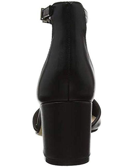 b6349c1d653 ALDO  s Keclya Ankle Strap Heels in Black - Save 52% - Lyst