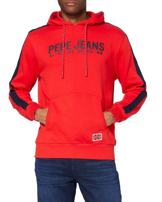 Andre Maglione di Pepe Jeans in Red da Uomo