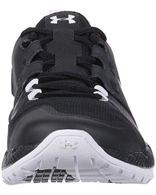 premium selection fd832 44a7b Men's Black Ua Commit Tr X Nm, Fitness Shoes