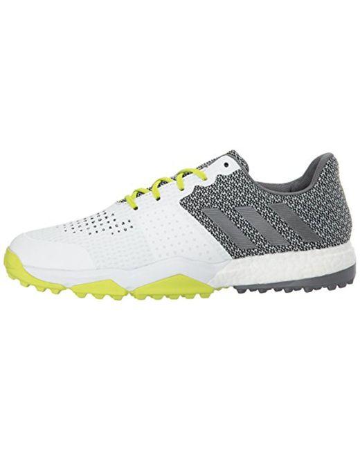 c87f8a12899de ... Adidas - Multicolor Adipower S Boost 3 Onix c Golf Shoe for Men - Lyst  ...
