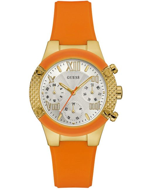 WATCHES LADIES ROCKSTAR orologi donna W0958L1 di Guess in Orange