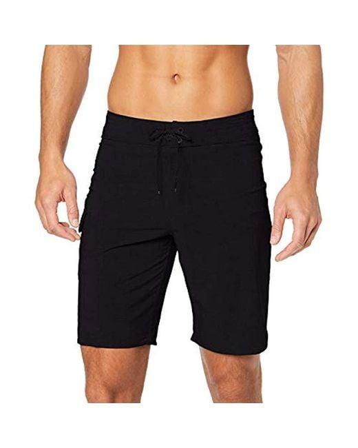Mens Swimwear /& Bikinis Billabong Fontana Trunks Black
