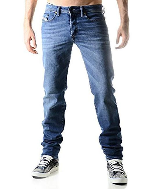 6562fbe1d06ca7 G-Star RAW - Blue G-star Revend Relaxed Jeans for Men - Lyst ...