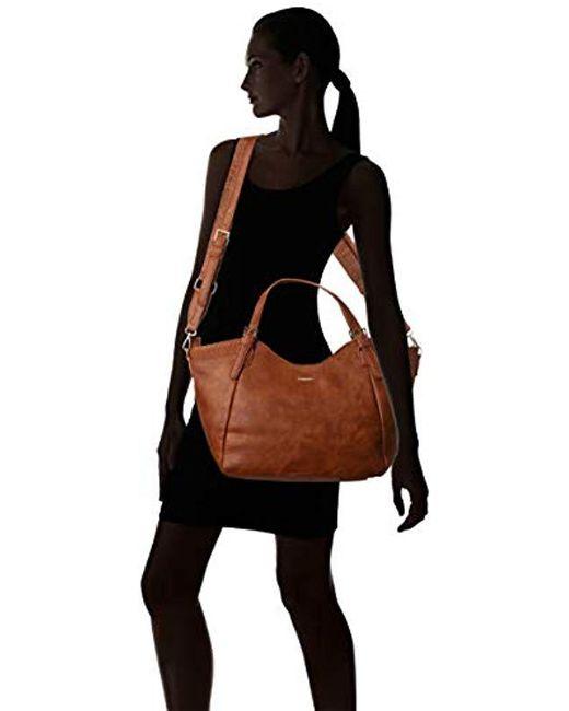 Desigual Bols_dark Amber Rotterdam Sacs portés épaule femme