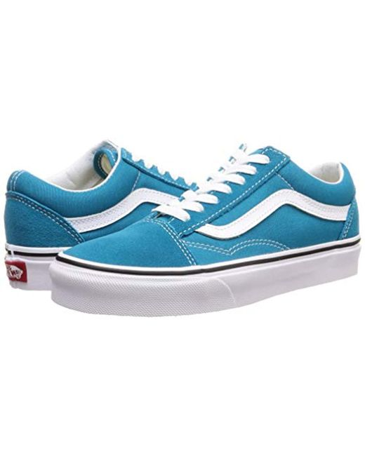 ee81bd8d40b89 Blue Old Skool, Unisex Adults' Low-top Trainers