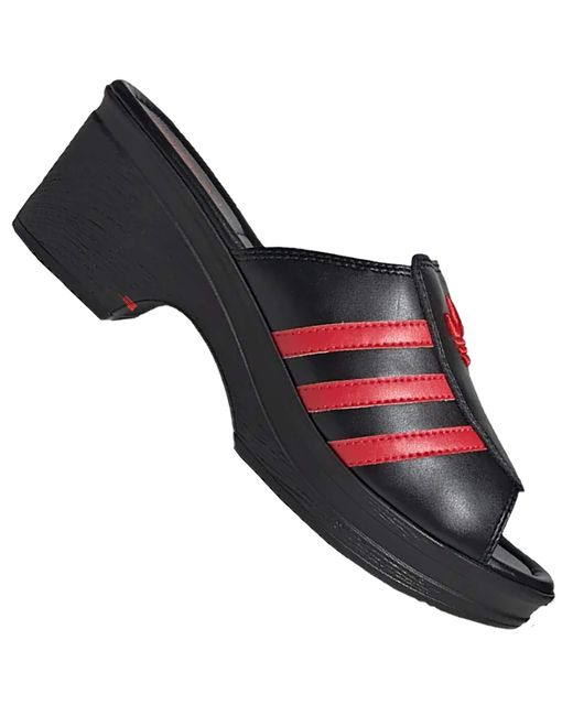 Noir - Noir Adidas en coloris Black