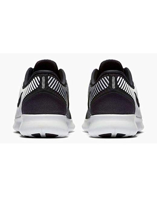 f0b1ed83b2f5f Nike Free Rn Cmtr Running Shoes in Black for Men - Save 67% - Lyst