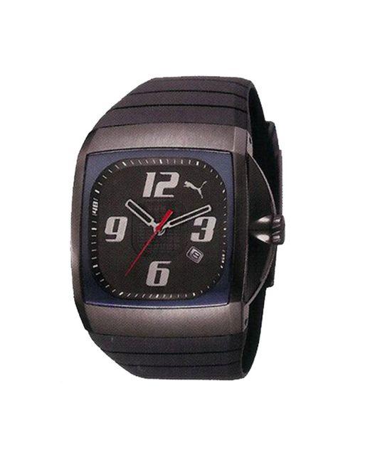 TIME PU10181100 PU101811004_WW - Orologio di PUMA in Black da Uomo