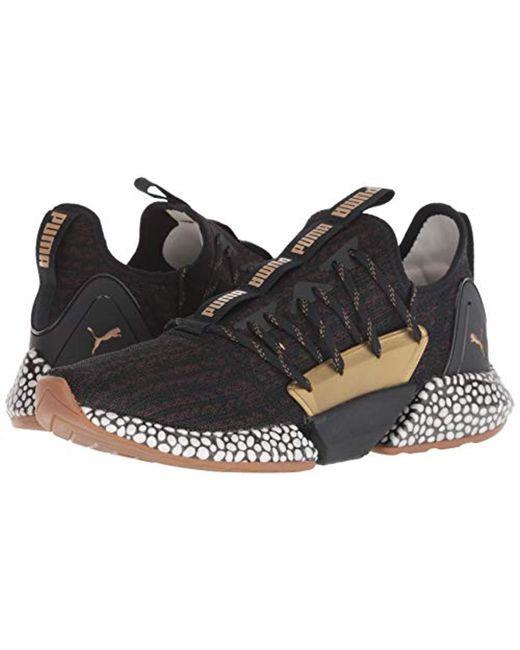 13068ef4ad0 ... PUMA - Black Hybrid Rocket Runner Sneaker for Men - Lyst ...