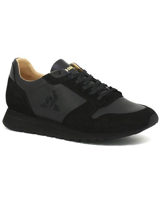Le Coq Sportif Allure Sneaker in Black für Herren