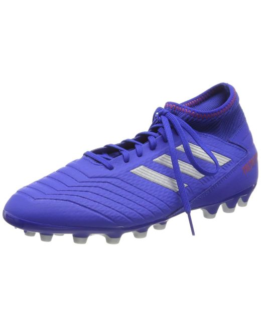Predator 19.3 AG, Chaussures de Football Homme Adidas pour homme