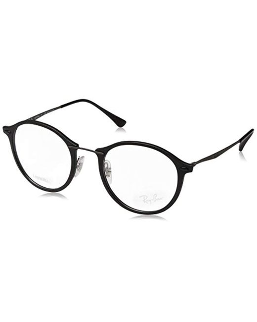 Optical RX7073 C49 Ray-Ban de hombre de color Black