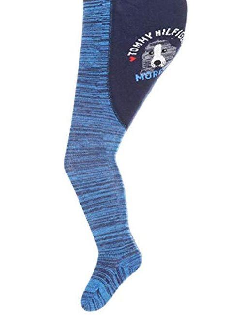 Chaussettes, Mixte bébé Tommy Hilfiger pour homme en coloris Blue