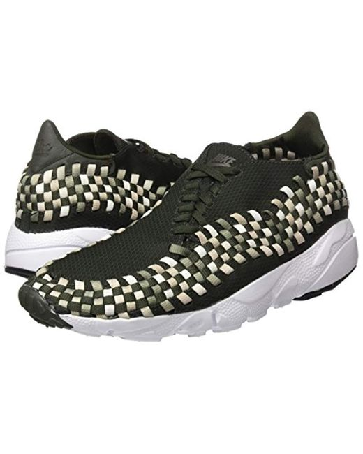premium selection 23748 8d4a3 ... Nike - Green s Air Footscape Woven Nm Gymnastics Shoes for Men ...