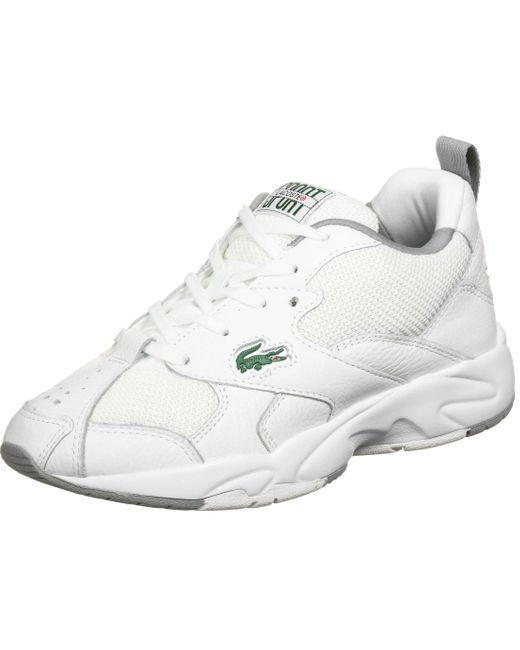739sfa005565t Lacoste de color White