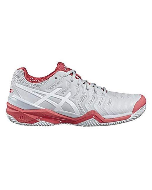 Women's Gel resolution 7 Clay Tennis Shoes
