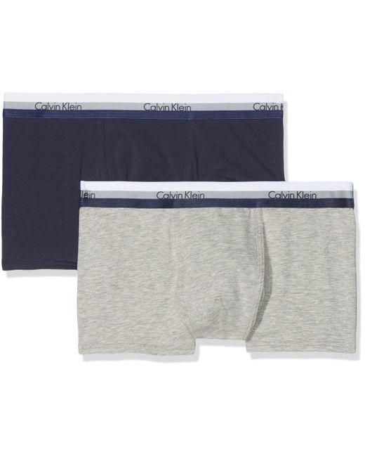 2pk Trunks Boxer Calvin Klein pour homme en coloris Blue
