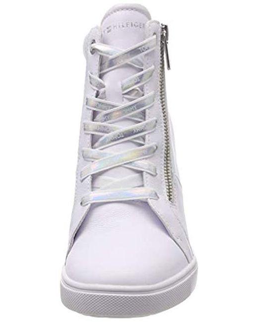 Color Para Iridescent Blanco Dress Mujer SneakerZapatillas De kXiOZuP