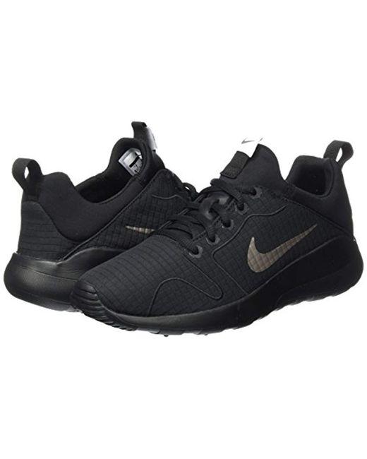 size 40 bf7e4 70afb ... Nike - Black  s Wmns Kaishi 2.0 Prem Trainers ...