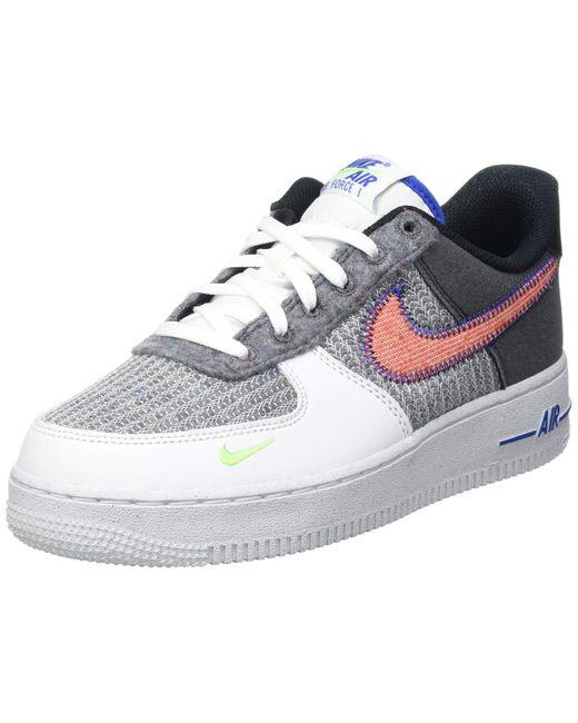 Air Force 1 07 Nike pour homme en coloris Gris - Lyst