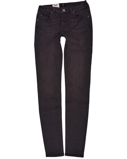 Lee Jeans Gray Jeans Skinny Regular Scarlett Grau 28/33