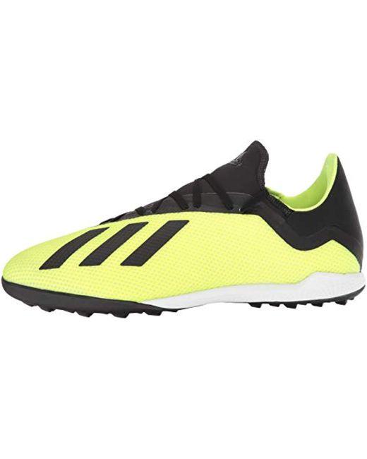 separation shoes aa61f 4b1cd Men's Yellow X Tango 18.3 Turf Boots