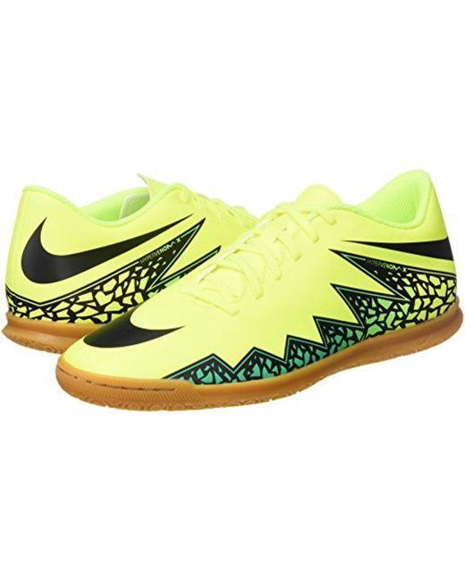 new styles 6d9e5 f1c58 nike-Green-703-Green-Hypervenom-Phade-Ii-Ic-Football-Boots-White.jpeg