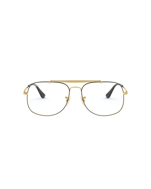 0RX6389 Ray-Ban de hombre de color Metallic