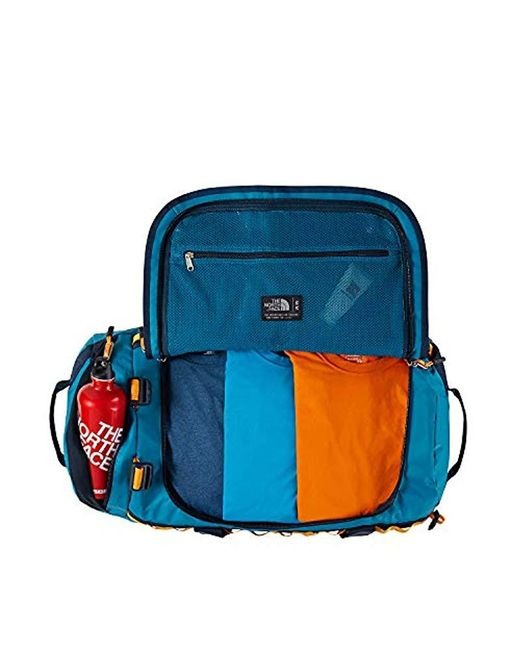 a1f84e0d0b ... The North Face - Blue Base Camp Sac de Sport Grand Format, 64  Centimeters for ...
