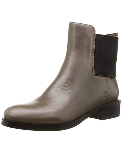 Clarks - Brown Marquette Wish Chelsea Boots - Lyst