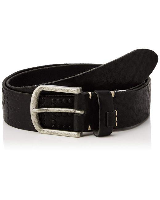 Warren Belt Short Pepe Jeans pour homme en coloris Black