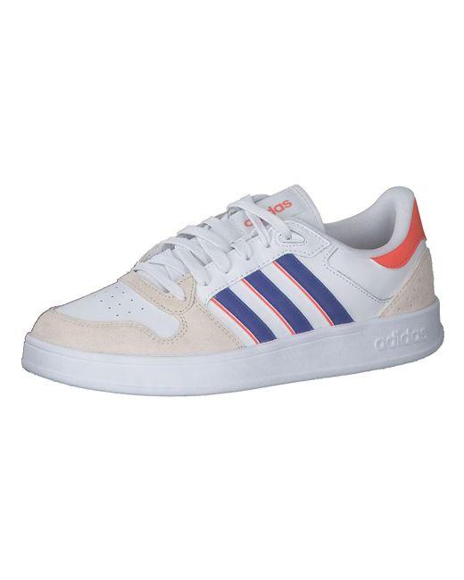 Adidas BREAKNET Plus Leichtathletik-Schuh in Blue für Herren