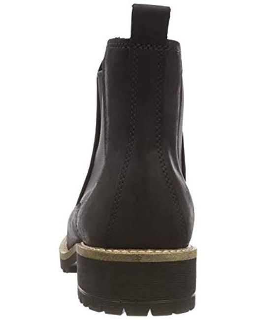 rationelle Konstruktion gute Textur Original- Ecco Elaine Chelsea Boot in Black - Lyst